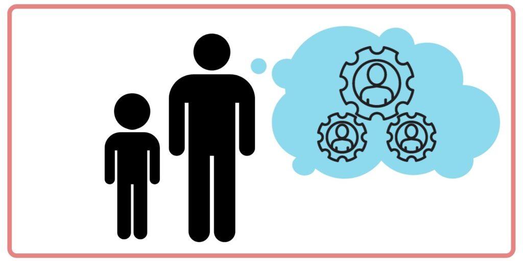 いい子症候群になってしまう原因→親が「機能価値で子どもを見てきたこと」です。